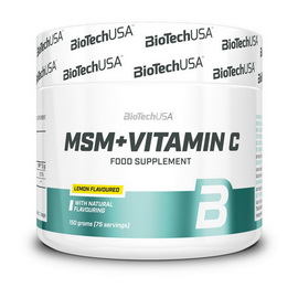 MSM + Vitamin C 1500 mg (150 g)