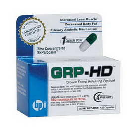 GRP-HD (28 caps)