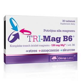 TRI-Mag B6 (30 caps)