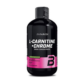 L-Carnitine 35000 mg + Chro. (500 ml)
