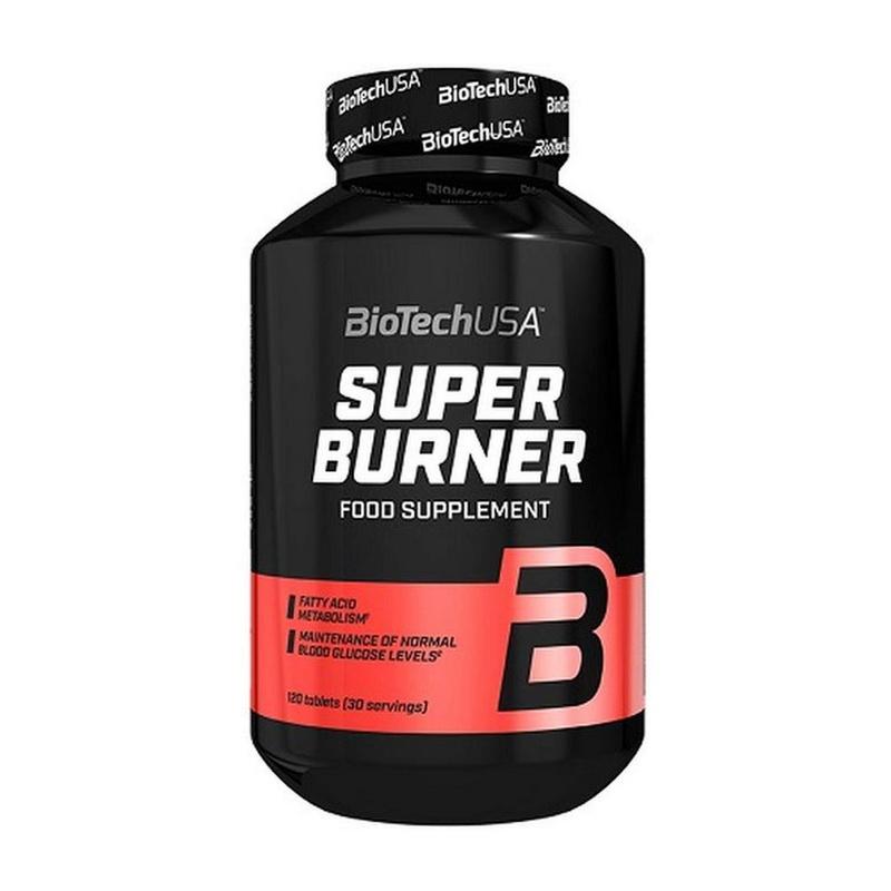 Super Fat Burner (120 tabs)