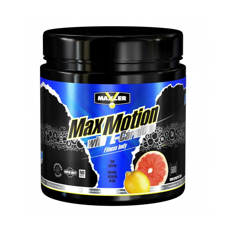 Max Motion-L-Carnitin (500g can)