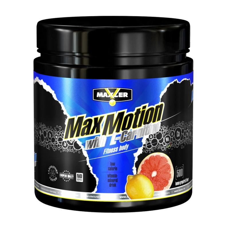 Max Motion-L-Carnitin Sour (500 g)