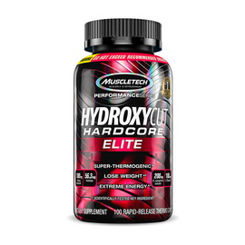 Hydroxycut Hardcore Elite (100 caps)