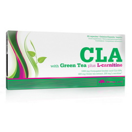 CLA with Green Tea (60caps)