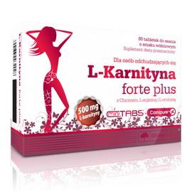 L-Carnitine forte plus (80 tab.)