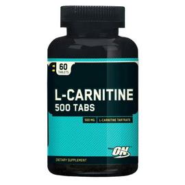 L-carnitine 500 (60 tabl)