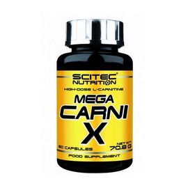 Mega Carni-x 1000 mg (60 caps)