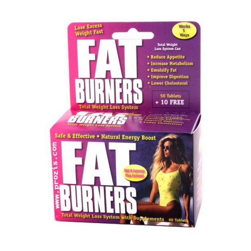 FAT BURNERS BOX (60 tabl)