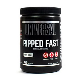 RIPPED FAST (120 caps)