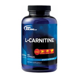 L-Carnitine 500 mg (60 caps)
