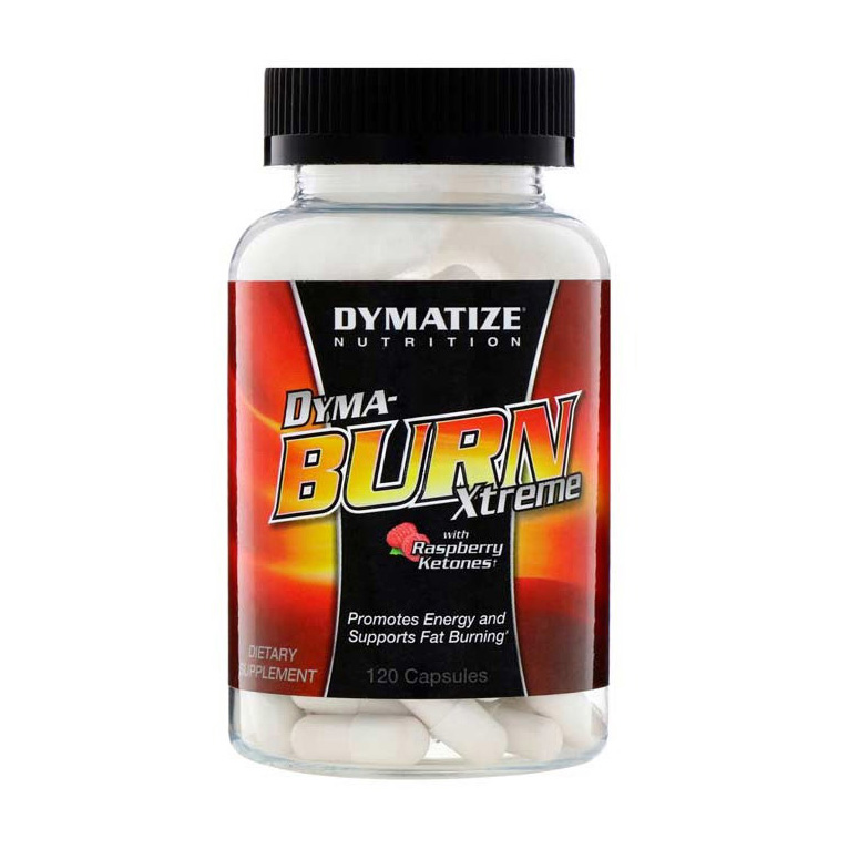 Dyma-burn with Raspberry Ketones (120 caps)