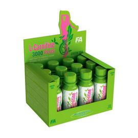 L-carnitine 3000 Plus (12 x 100 ml)