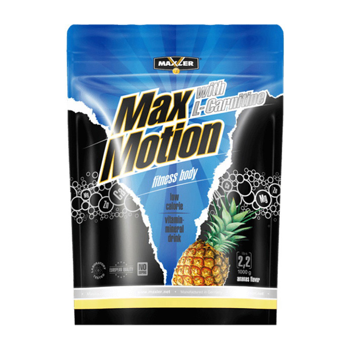 Max Motion-L-Carnitin (1000 g bag)