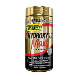 Hydroxycut MAX Pro Clinical (120 cap)