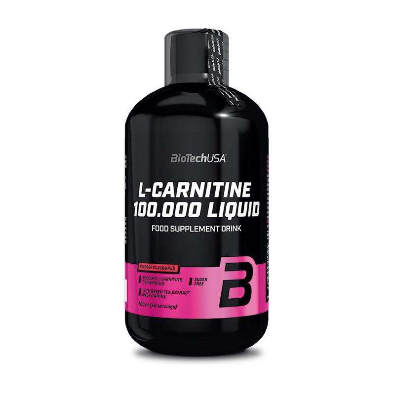 L-Carnitine 100 000 (500 ml)
