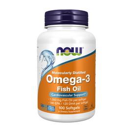 Omega-3 1000 mg (100 gels)