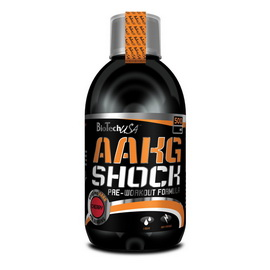 AAKG Shock Extreme (500 ml)