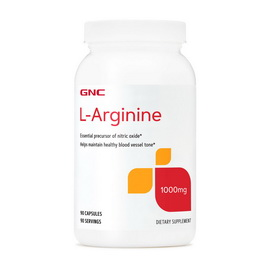 L-Arginine 1000 (90 caps)