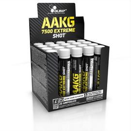 AAKG 7500 Extreme Shot (20 ampoules)