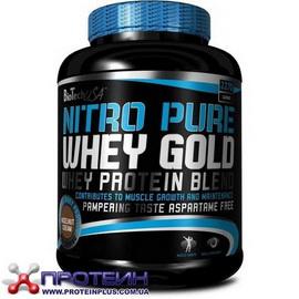 Nitro Pure Whey Gold (2270 g)