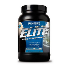 All Natural Elite Whey (908 g)