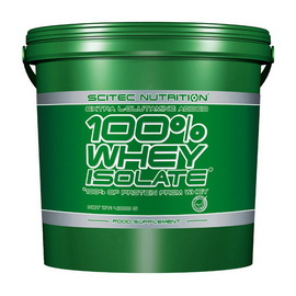 100% Whey Isolate (4000 g)