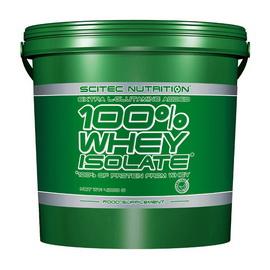 100% Whey Isolate (4000 g)