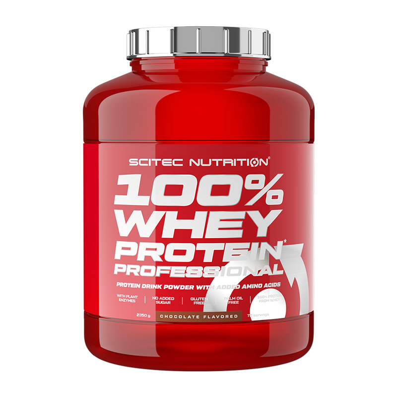 100% Whey Protein Professional (2350 g)