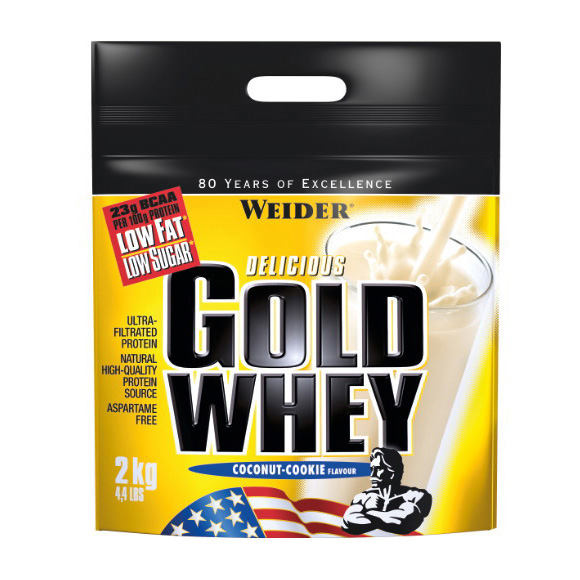Gold Whey (2,0 kg)