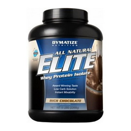 All Natural Elite Whey (2.3 kg)