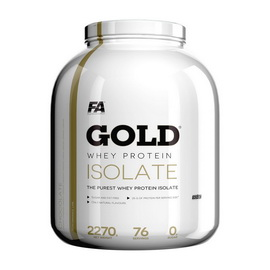Gold Whey (2,270 kg)