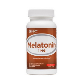 MELATONIN 1 SUBLINGUA (120 caps)