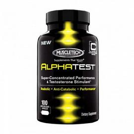 Alphatest (112 caps)