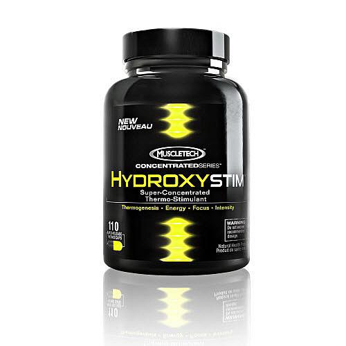 Hydroxy Stim no yohimbe (110 caps)
