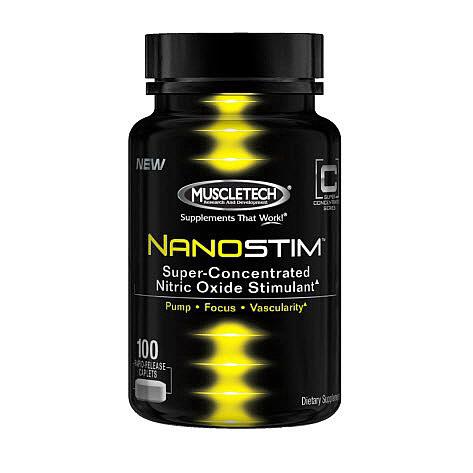 Nano Stim (100 caps)