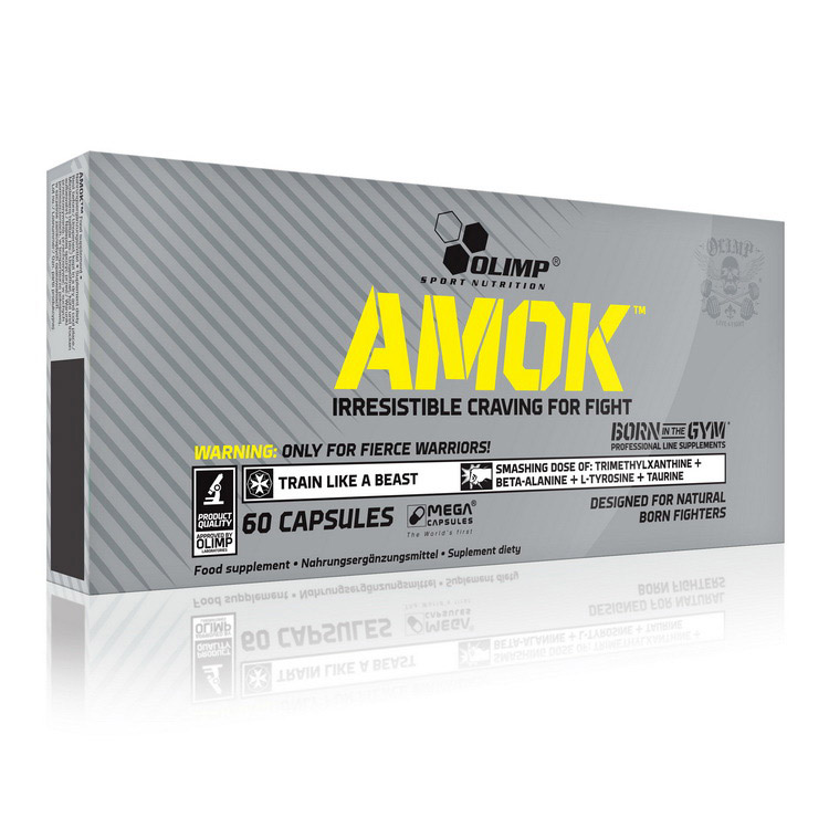 Amok (60 caps)