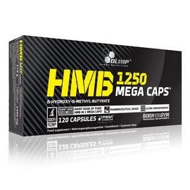 HMB Mega Caps (120 caps)