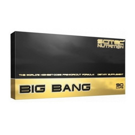 Big Bang (90 caps)