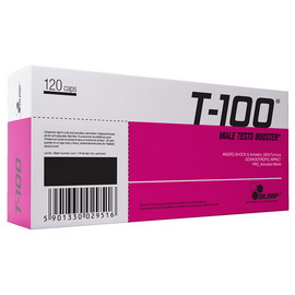 T-100 Male Testo Booster (120 caps)