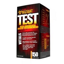 Mutant Test (150 caps)