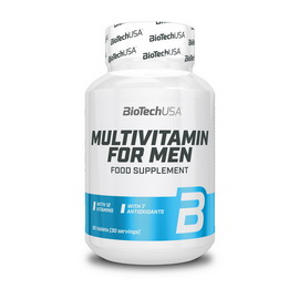 Multivitamin for Men (60 tabs)