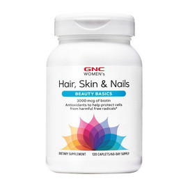 HAIR, SKIN AND NAILS (120 caps)