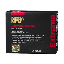 MEGA MEN EXTREME ATHLETE (30 megapak)