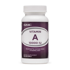 VIT A 10000 (100 caps)