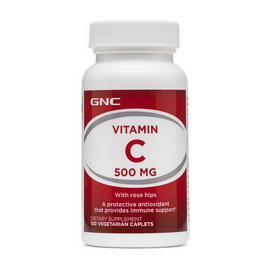 VIT C 500 ROSE HIPS (100 caps)