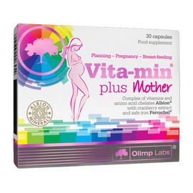 Vitamin + Mama (30 caps)