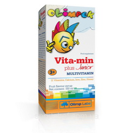 Vitamin Plus Junior multi (150ml)