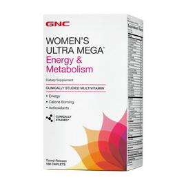 WOMENS ULTRA MEGA ENERGY (180 caps)