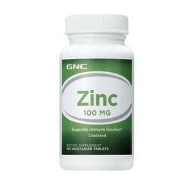 ZINC 100 (100 caps)